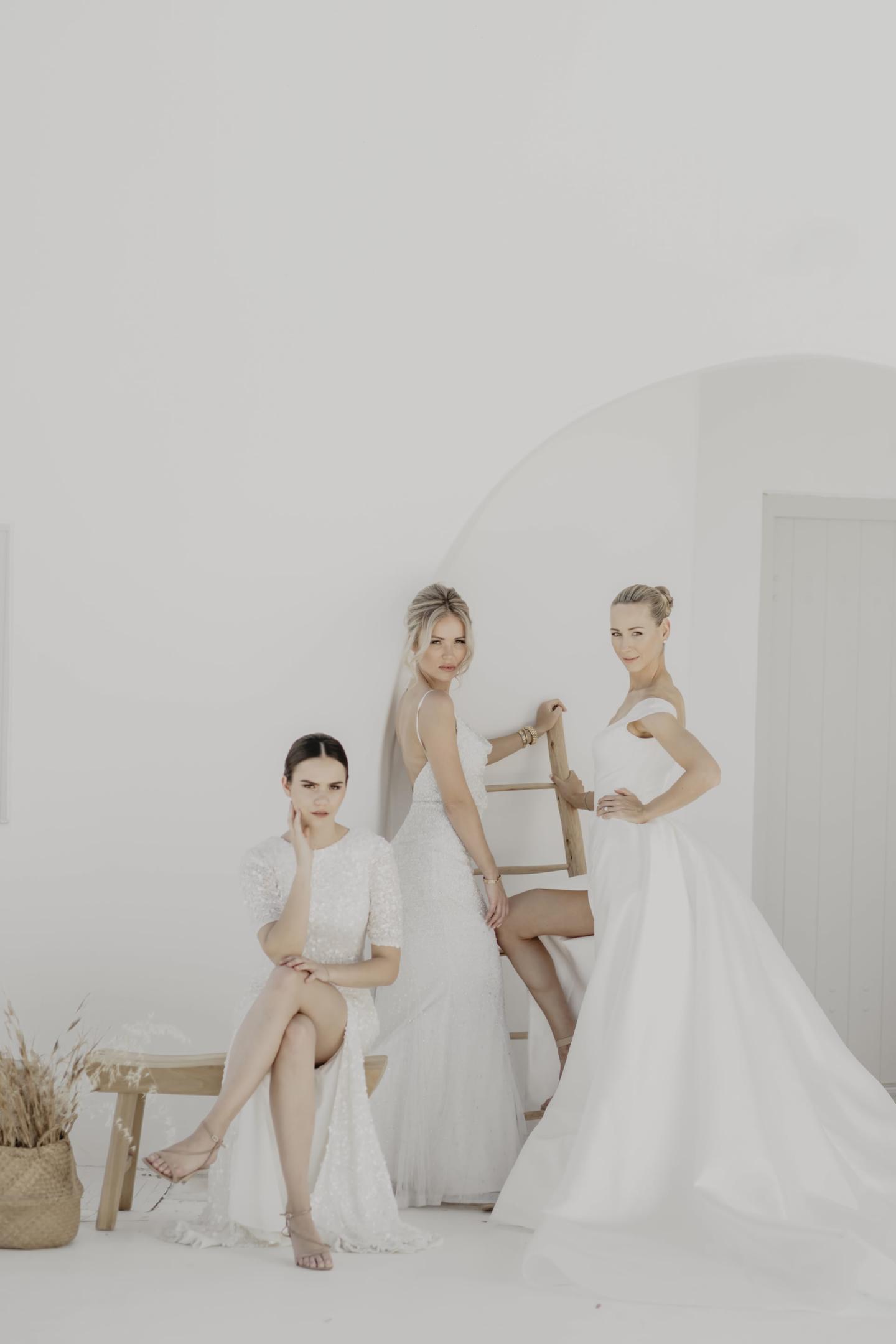 - 16 :: Santorini, a white wedding in a white island :: Luxury wedding photography - 15 ::  - 16