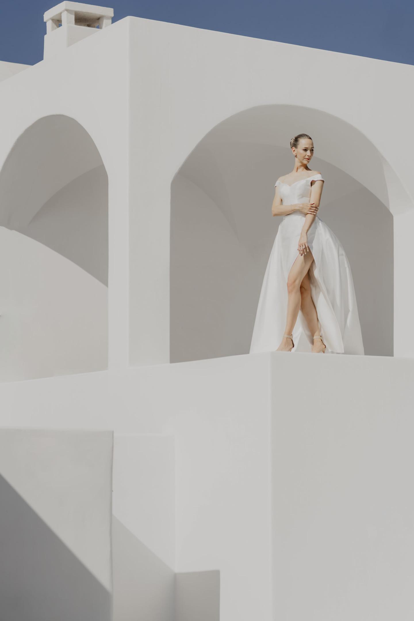 - 18 :: Santorini, a white wedding in a white island :: Luxury wedding photography - 17 ::  - 18