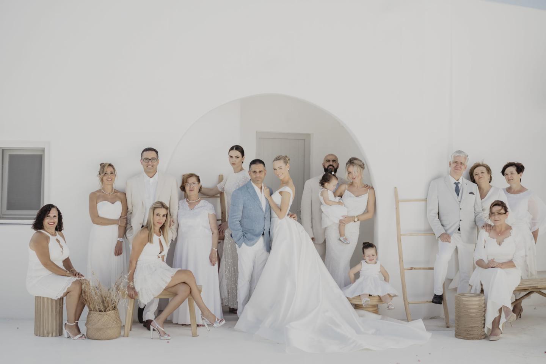 - 19 :: Santorini, a white wedding in a white island :: Luxury wedding photography - 18 ::  - 19