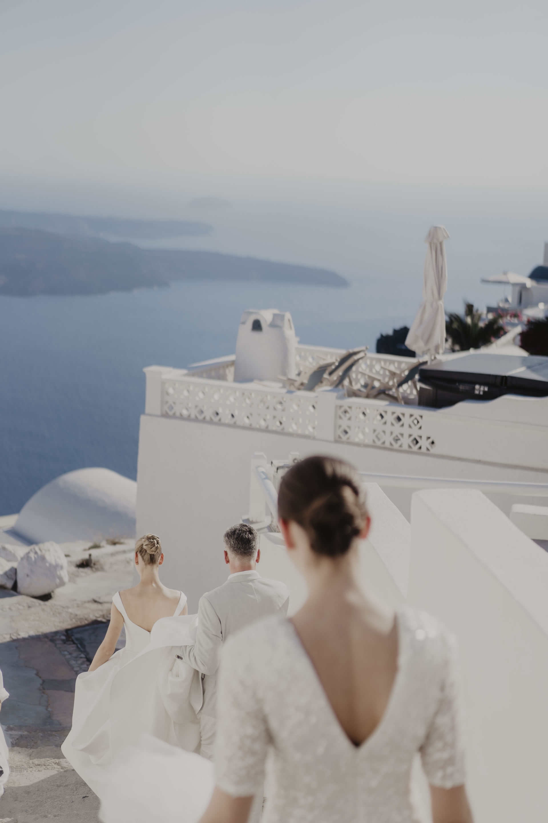 - 22 :: Santorini, a white wedding in a white island :: Luxury wedding photography - 21 ::  - 22
