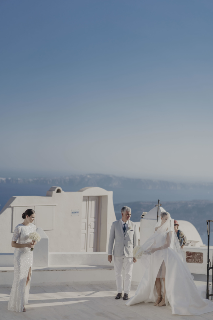 - 25 :: Santorini, a white wedding in a white island :: Luxury wedding photography - 24 ::  - 25