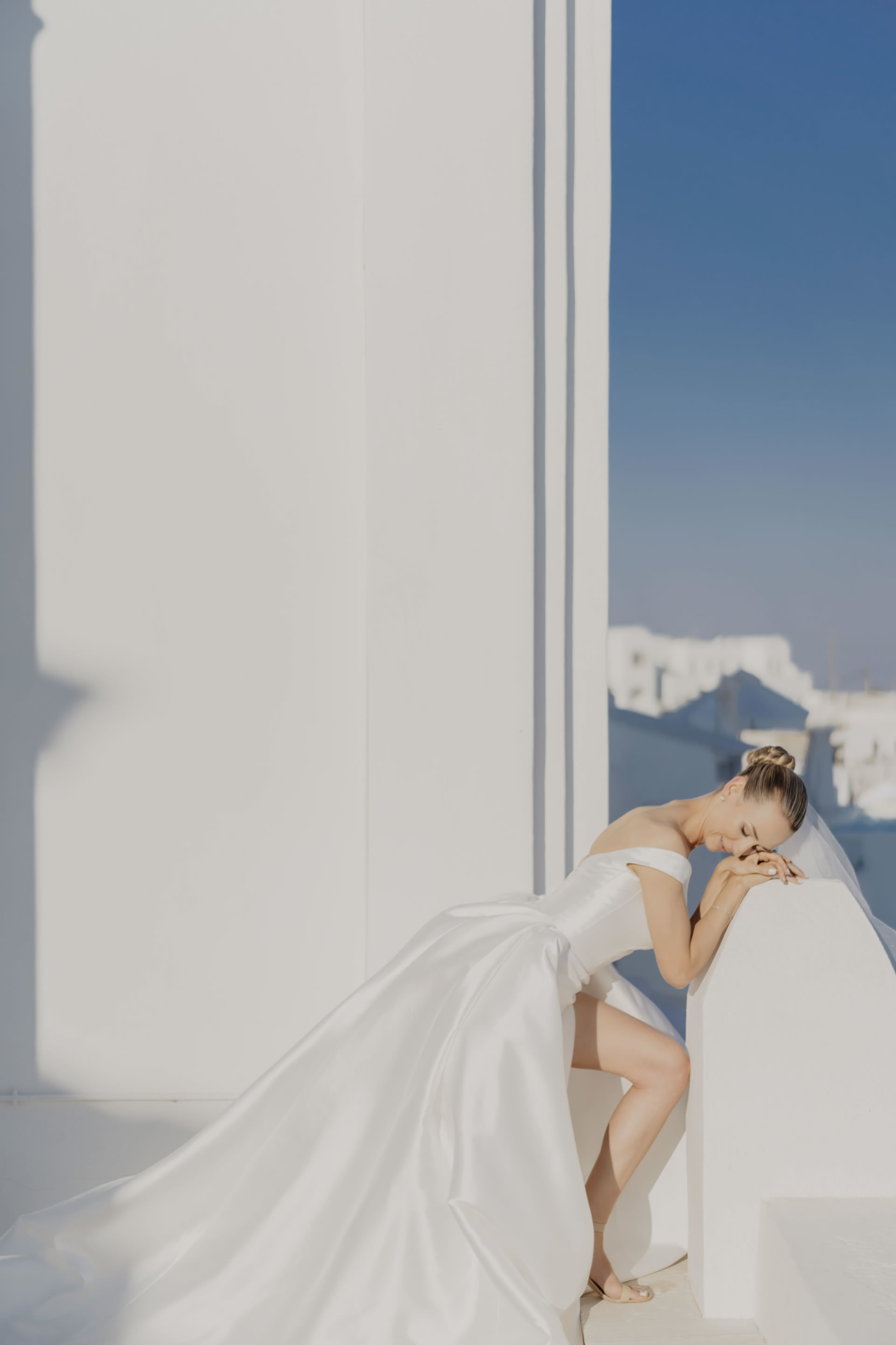 - 28 :: Santorini, a white wedding in a white island :: Luxury wedding photography - 27 ::  - 28