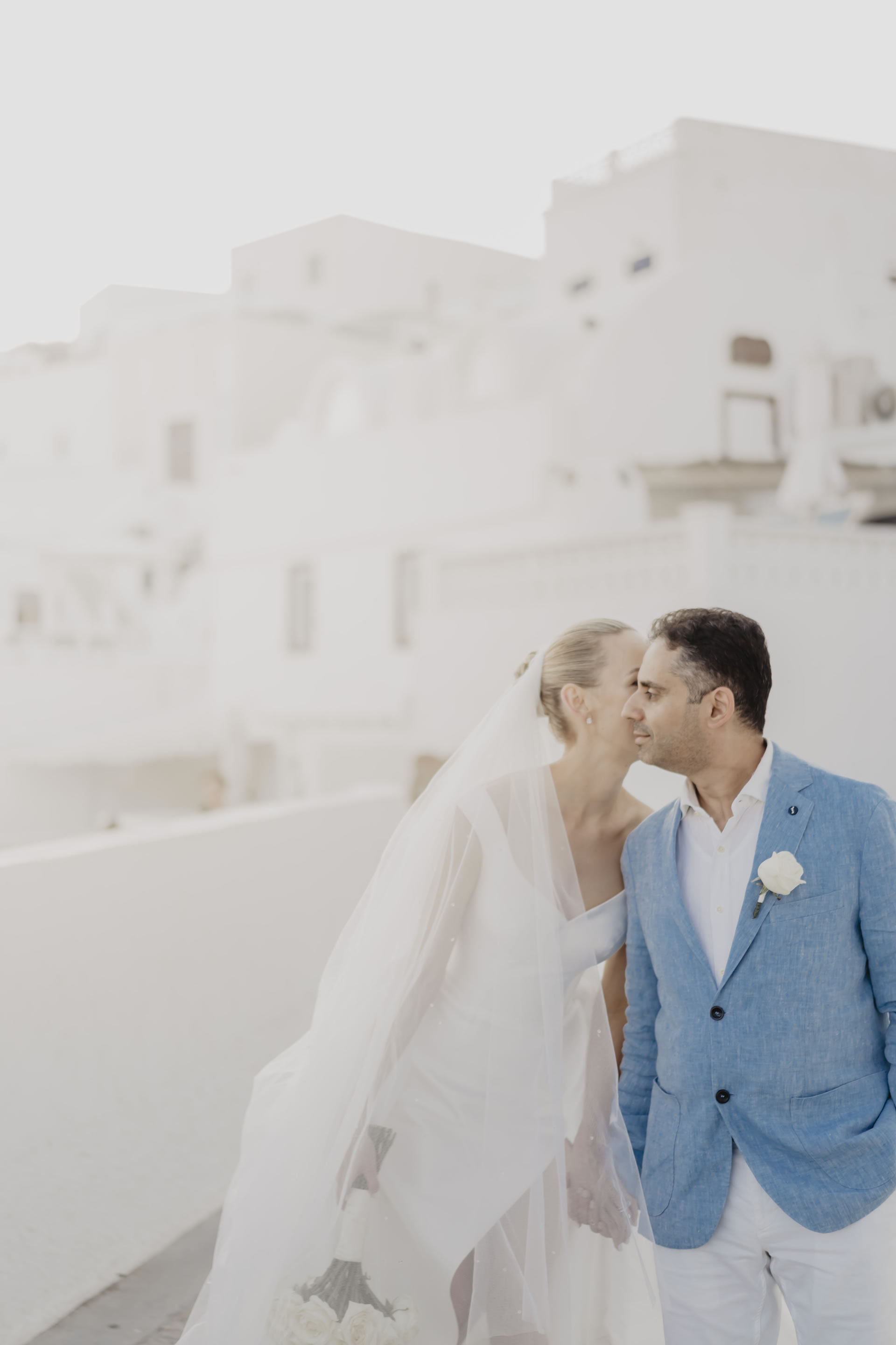 - 37 :: Santorini, a white wedding in a white island :: Luxury wedding photography - 36 ::  - 37