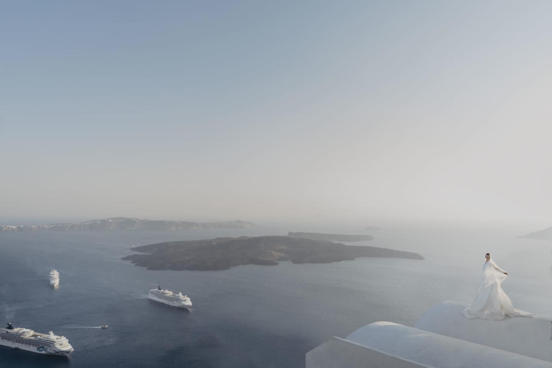 - 38 :: Santorini, a white wedding in a white island :: Luxury wedding photography - 37 ::  - 38