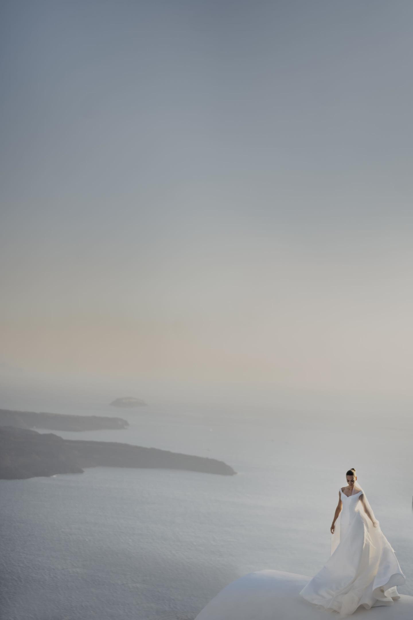- 39 :: Santorini, a white wedding in a white island :: Luxury wedding photography - 38 ::  - 39