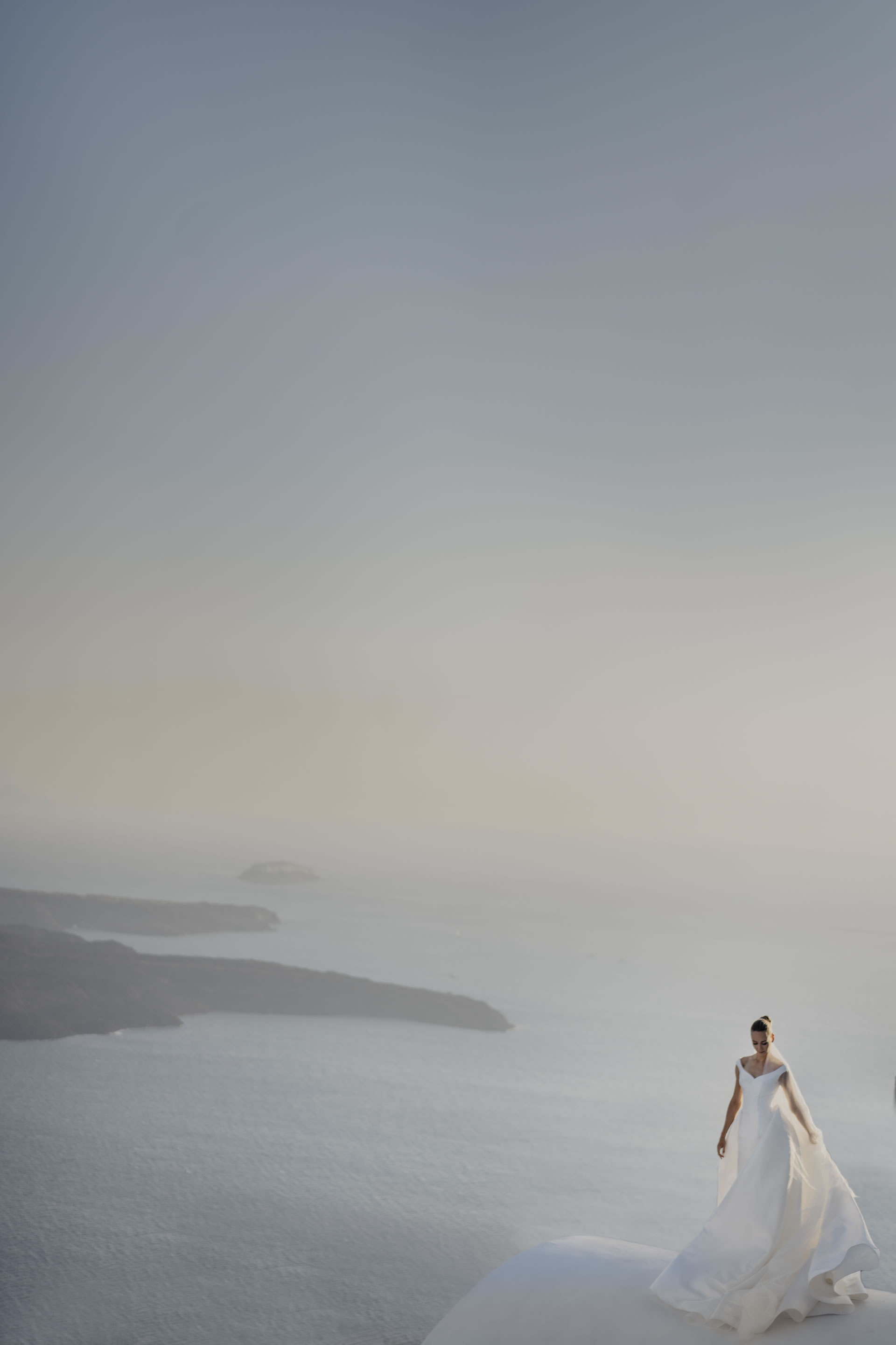 - 39 :: Santorini, a white wedding in a white island :: Luxury wedding photography - 38 ::  - 39
