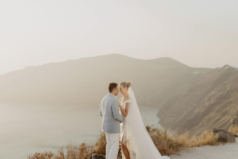 - 42 :: Santorini, a white wedding in a white island :: Luxury wedding photography - 41 ::  - 42