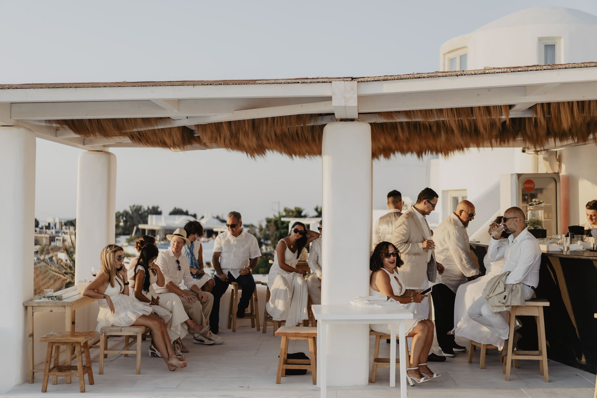 - 43 :: Santorini, a white wedding in a white island :: Luxury wedding photography - 42 ::  - 43