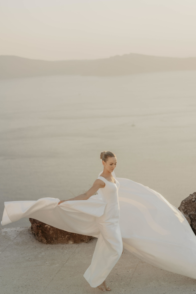 - 44 :: Santorini, a white wedding in a white island :: Luxury wedding photography - 43 ::  - 44