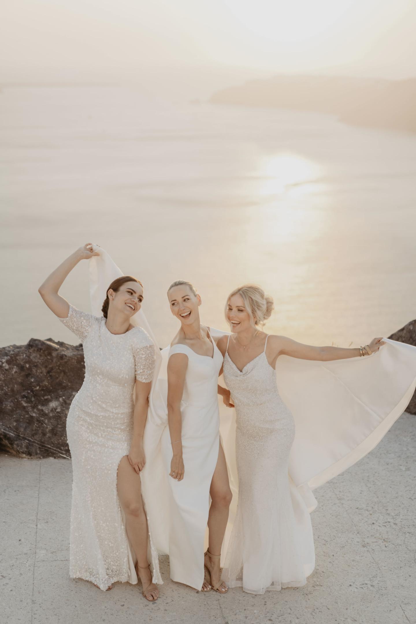 - 45 :: Santorini, a white wedding in a white island :: Luxury wedding photography - 44 ::  - 45