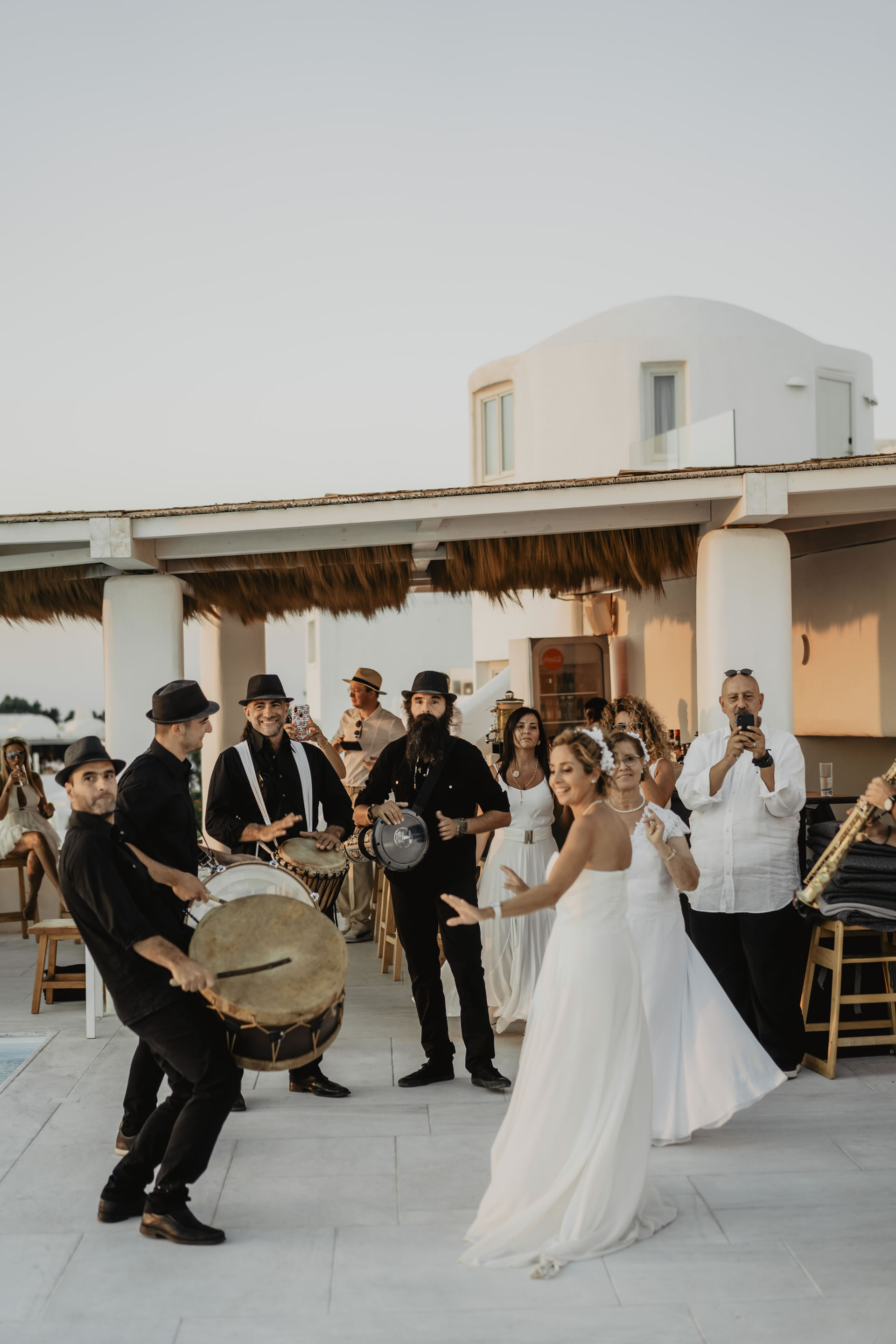 - 46 :: Santorini, a white wedding in a white island :: Luxury wedding photography - 45 ::  - 46