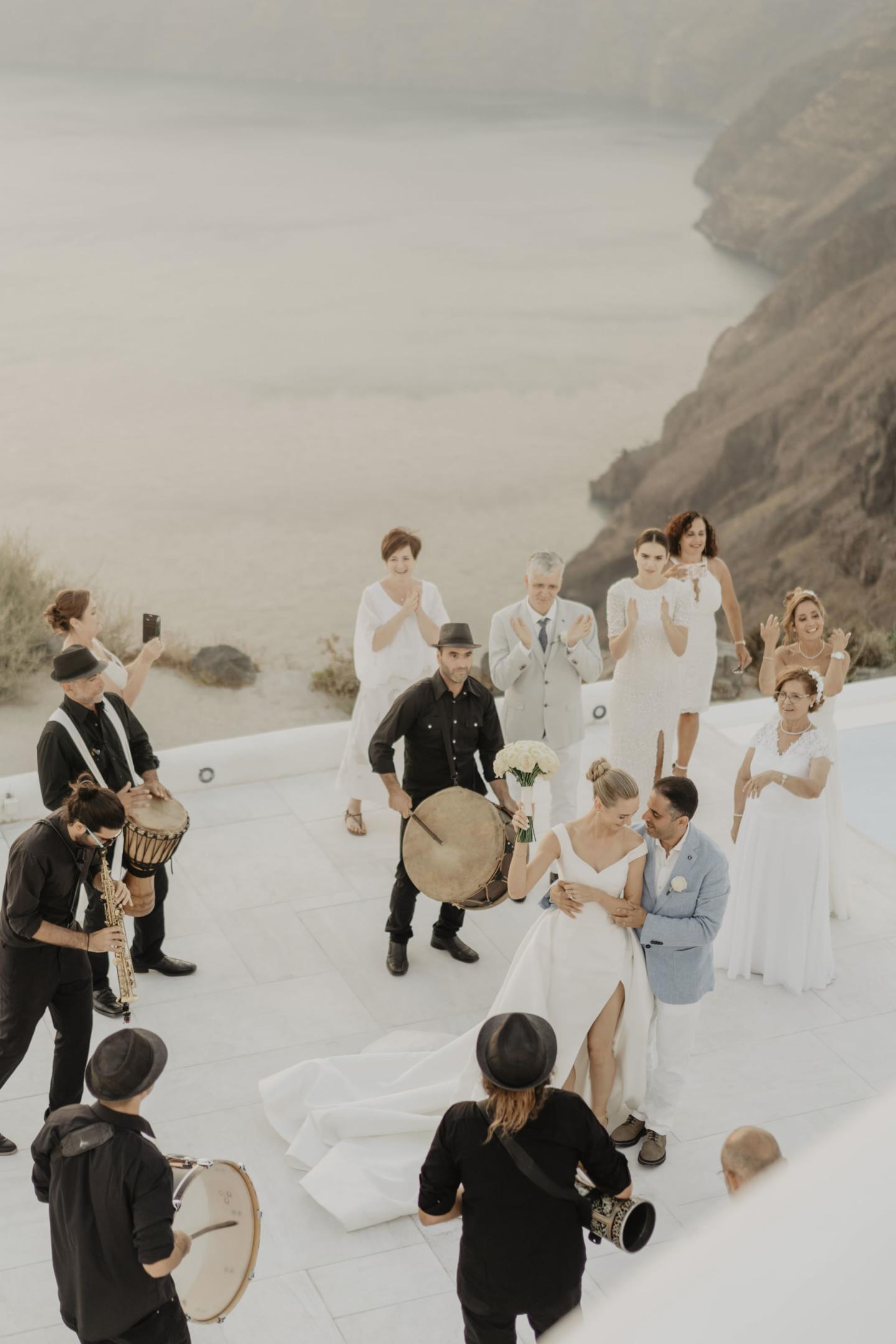 - 47 :: Santorini, a white wedding in a white island :: Luxury wedding photography - 46 ::  - 47