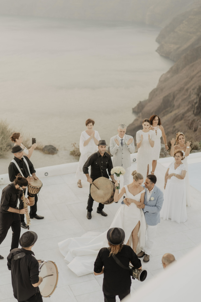 - 47 :: Santorini, a white wedding in a white island :: Luxury wedding photography - 46 ::  - 47