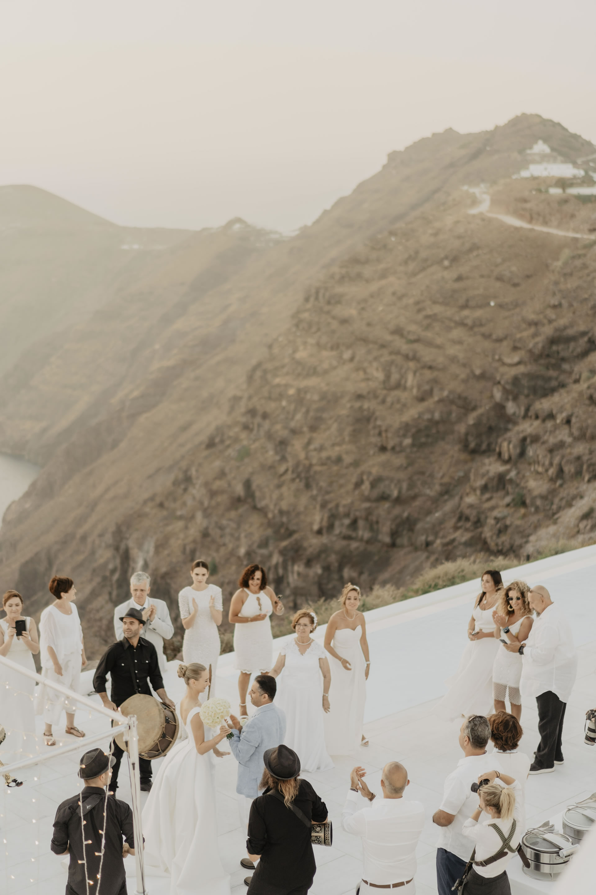 - 48 :: Santorini, a white wedding in a white island :: Luxury wedding photography - 47 ::  - 48