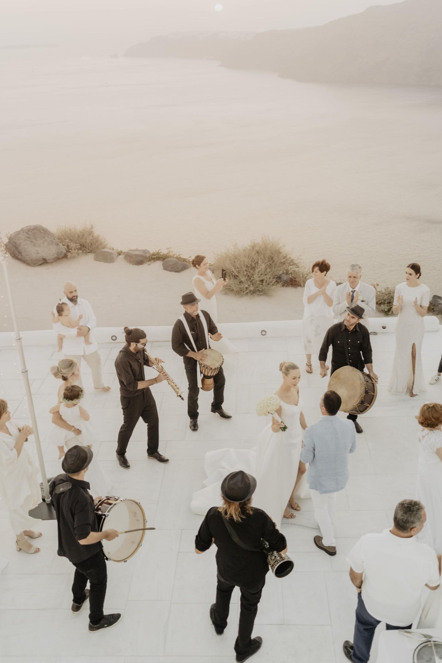 - 49 :: Santorini, a white wedding in a white island :: Luxury wedding photography - 48 ::  - 49