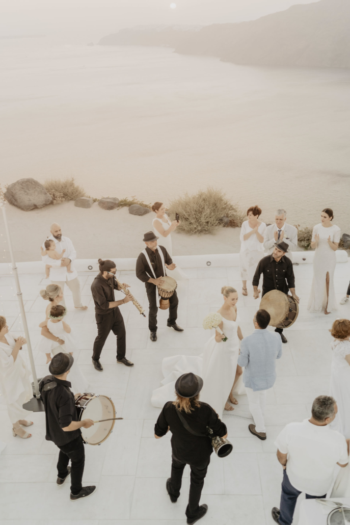 - 49 :: Santorini, a white wedding in a white island :: Luxury wedding photography - 48 ::  - 49
