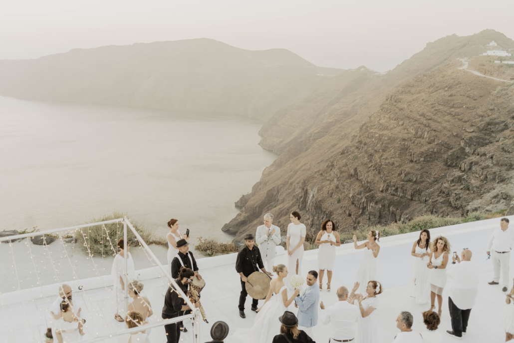 - 50 :: Santorini, a white wedding in a white island :: Luxury wedding photography - 49 ::  - 50