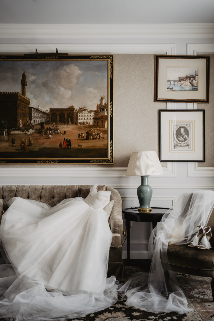 A sparkling wedding on the shore of the Arno :: 7