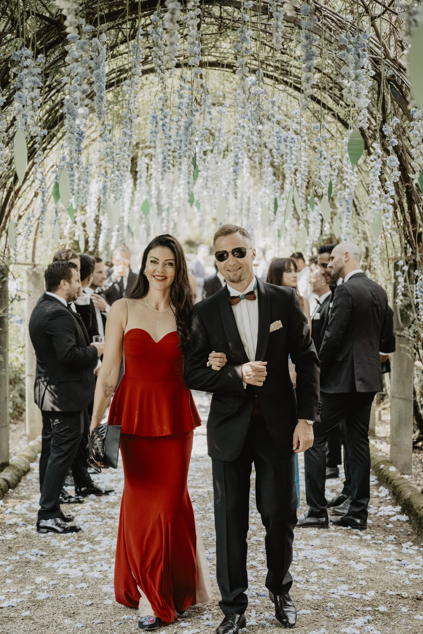 A sparkling wedding in the shore of the Arno - 32 :: A sparkling wedding on the shore of the Arno :: Luxury wedding photography - 31 :: A sparkling wedding in the shore of the Arno - 32