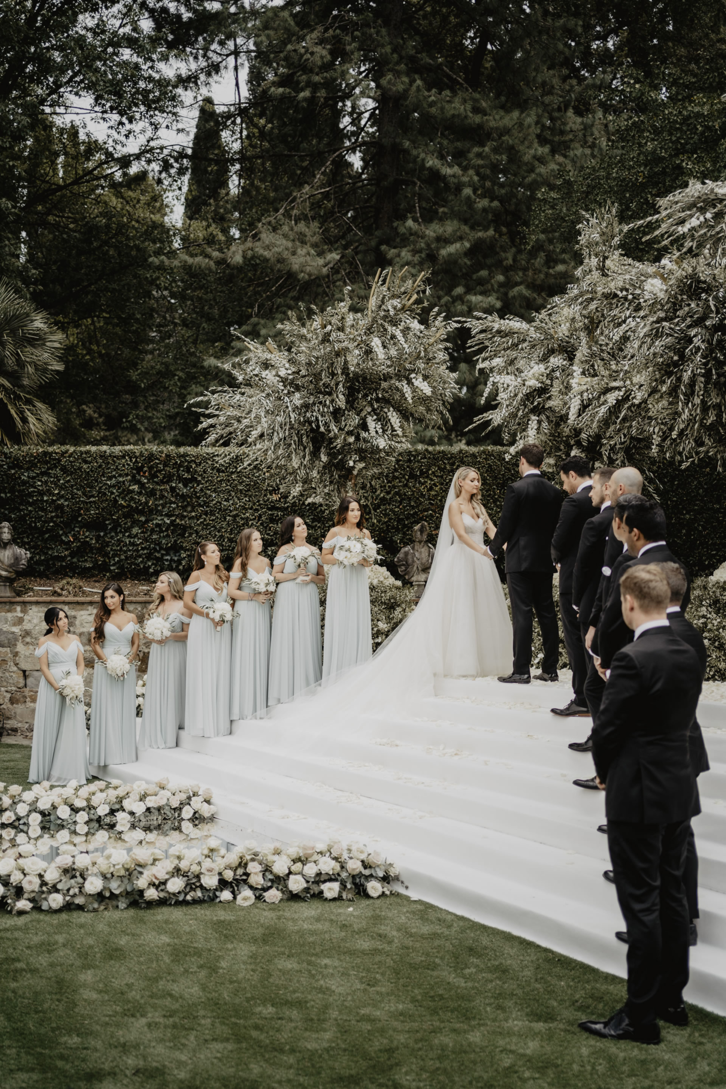 A sparkling wedding in the shore of the Arno - 37 :: A sparkling wedding on the shore of the Arno :: Luxury wedding photography - 36 :: A sparkling wedding in the shore of the Arno - 37