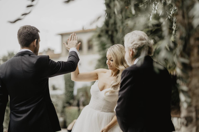 A sparkling wedding in the shore of the Arno - 43 :: A sparkling wedding on the shore of the Arno :: Luxury wedding photography - 42 :: A sparkling wedding in the shore of the Arno - 43