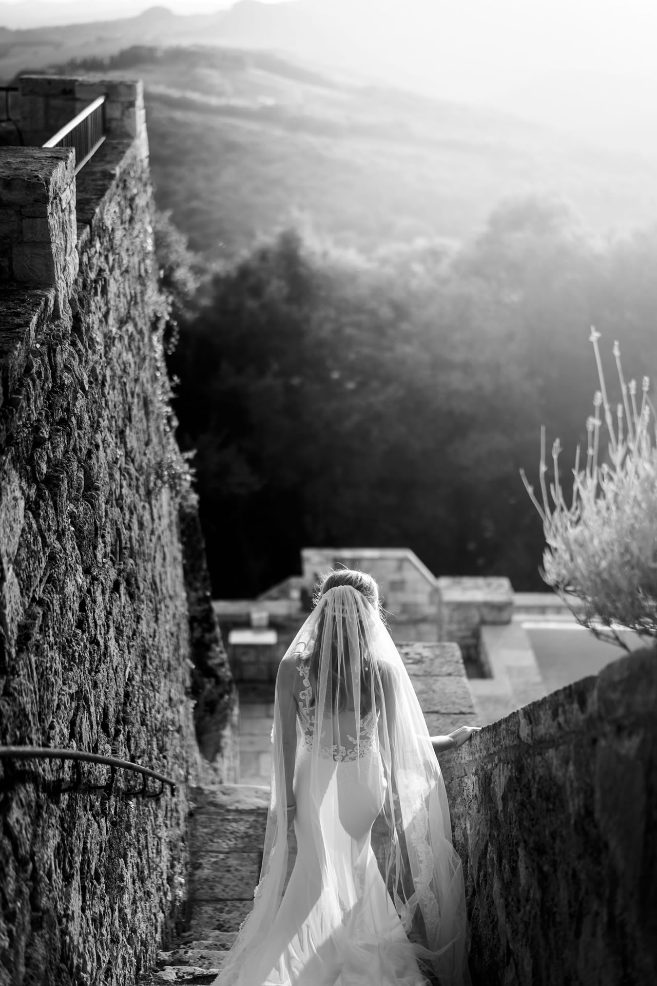 - 21 :: A bride's smile (Wedding in Tuscany) :: Luxury wedding photography - 20 ::  - 21