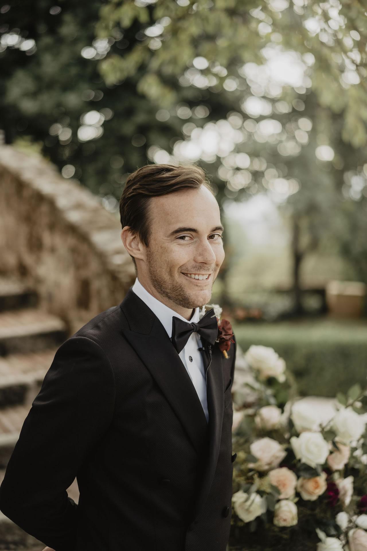 - 22 :: A bride's smile (Wedding in Tuscany) :: Luxury wedding photography - 21 ::  - 22