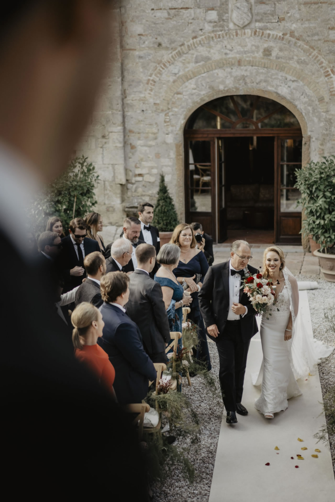 - 22 :: A bride's smile (Wedding in Tuscany) :: Luxury wedding photography - 21 ::  - 22