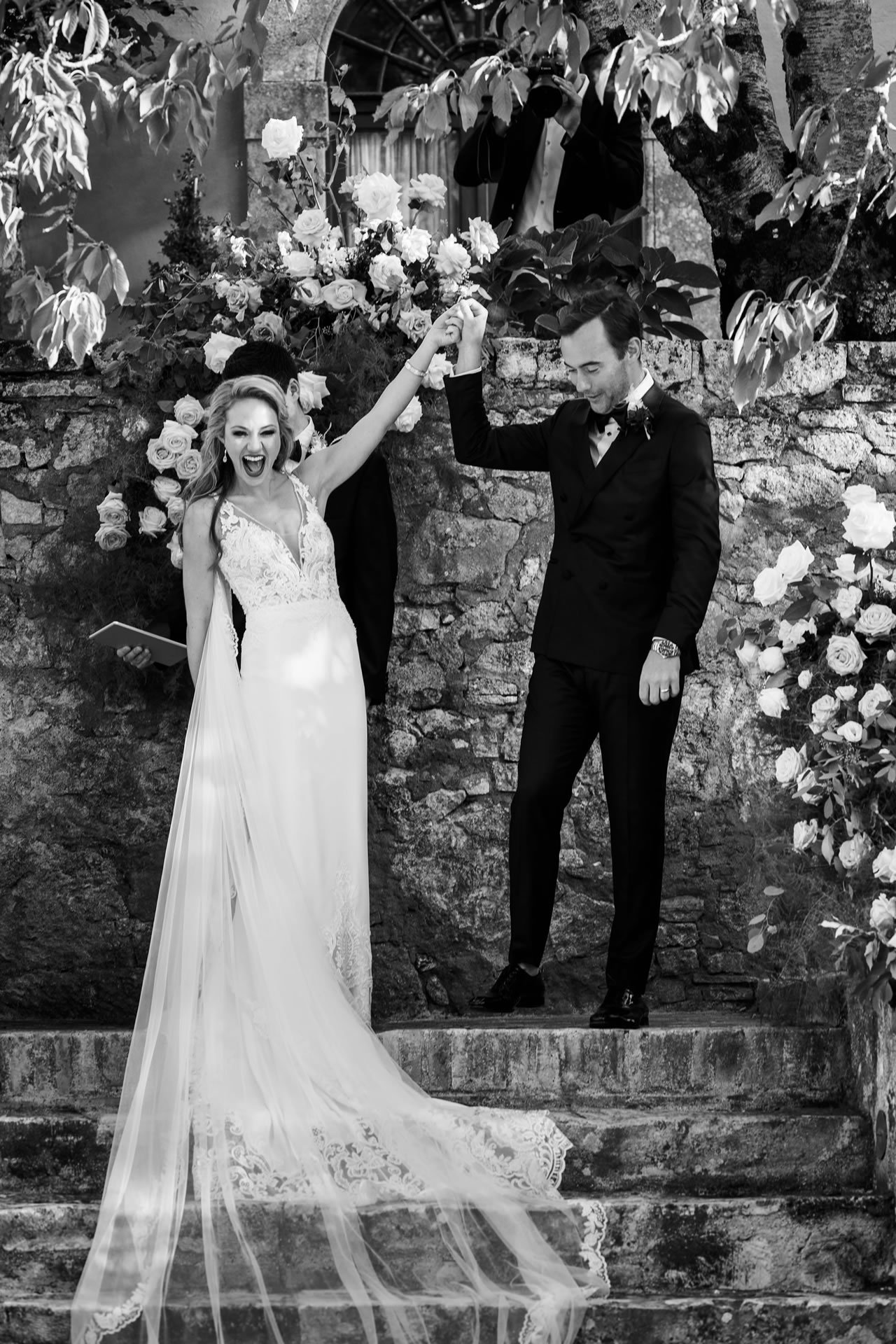 - 31 :: A bride's smile (Wedding in Tuscany) :: Luxury wedding photography - 30 ::  - 31