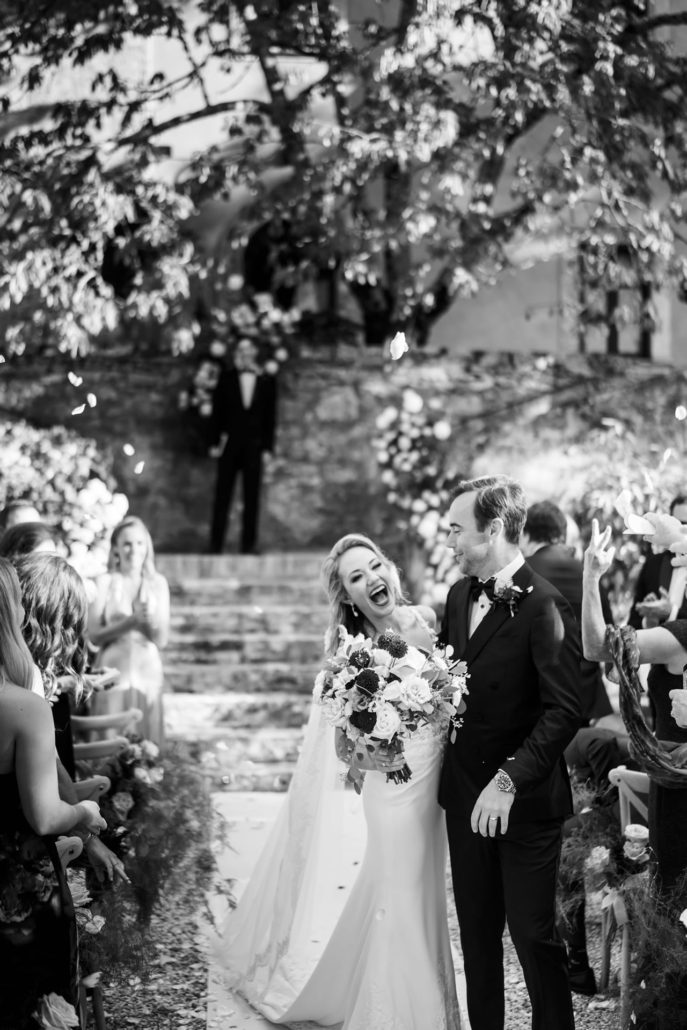 - 31 :: A bride's smile (Wedding in Tuscany) :: Luxury wedding photography - 30 ::  - 31
