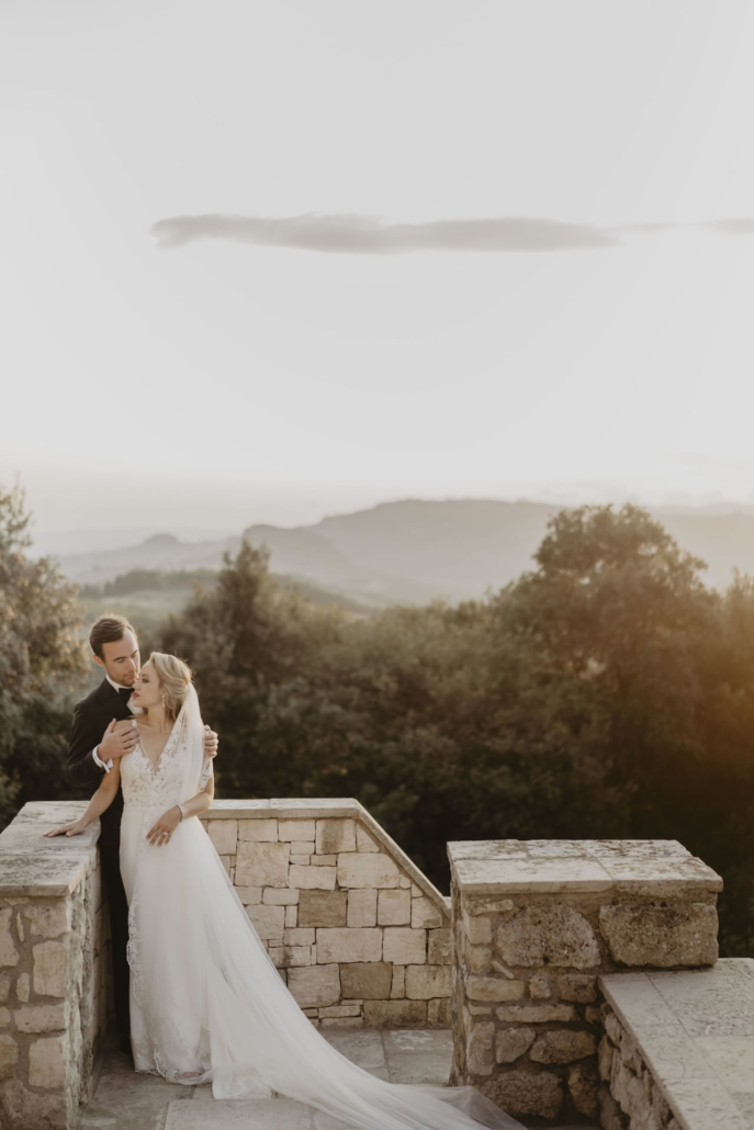 - 43 :: A bride's smile (Wedding in Tuscany) :: Luxury wedding photography - 42 ::  - 43