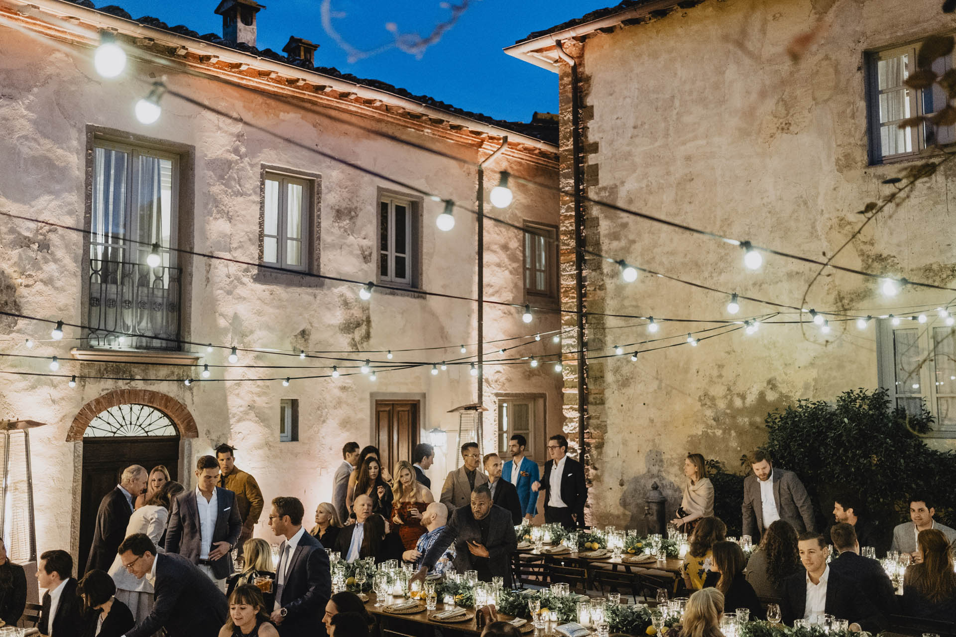 - 15 :: Intimate elegance: an intimate wedding at Il Borro :: Luxury wedding photography - 14 ::  - 15