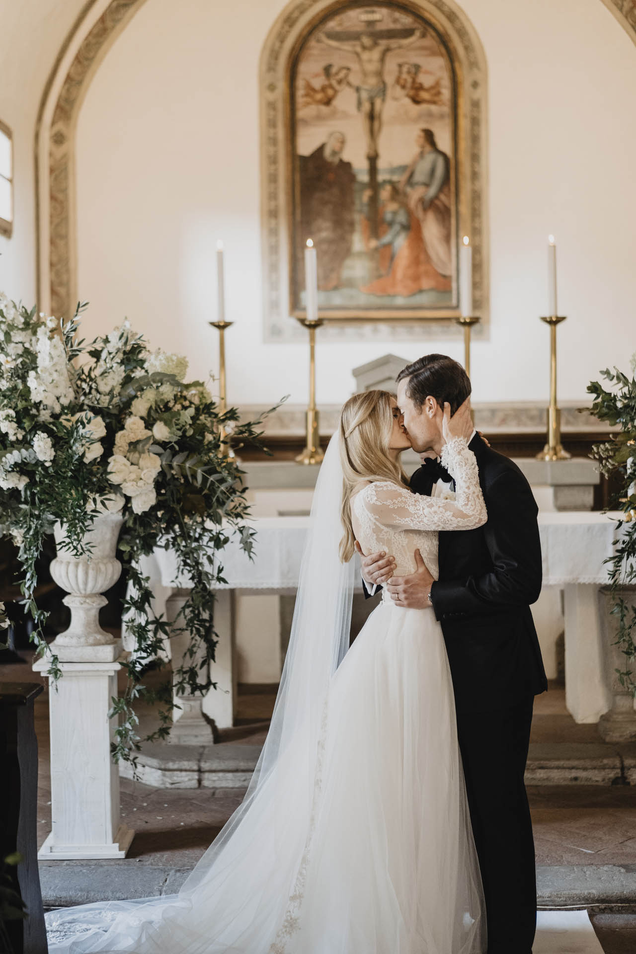- 46 :: Intimate elegance: an intimate wedding at Il Borro :: Luxury wedding photography - 45 ::  - 46