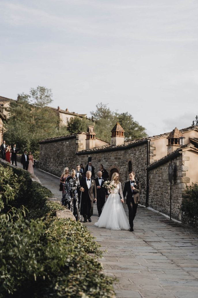 - 49 :: Intimate elegance: an intimate wedding at Il Borro :: Luxury wedding photography - 48 ::  - 49