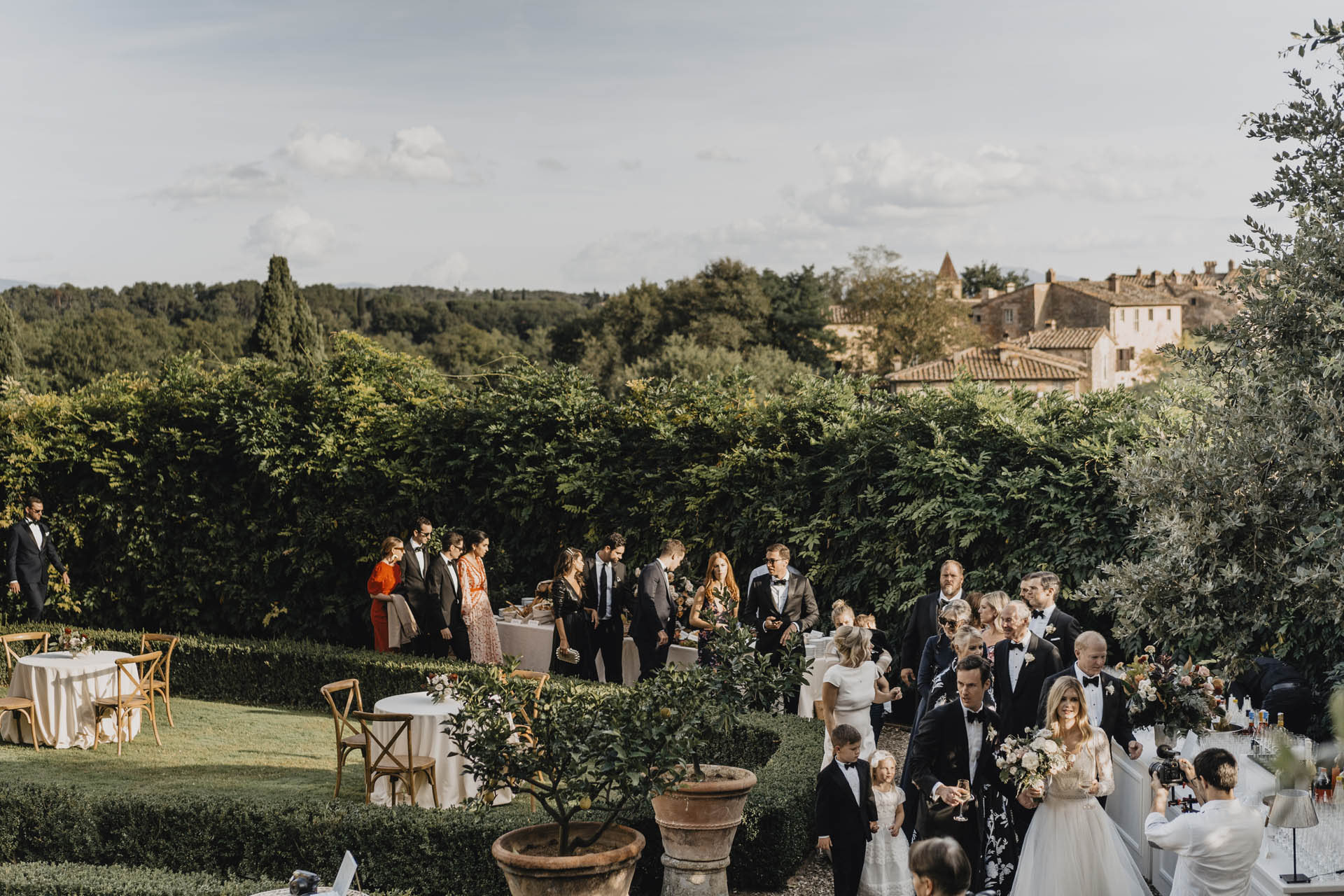 - 54 :: Intimate elegance: an intimate wedding at Il Borro :: Luxury wedding photography - 53 ::  - 54