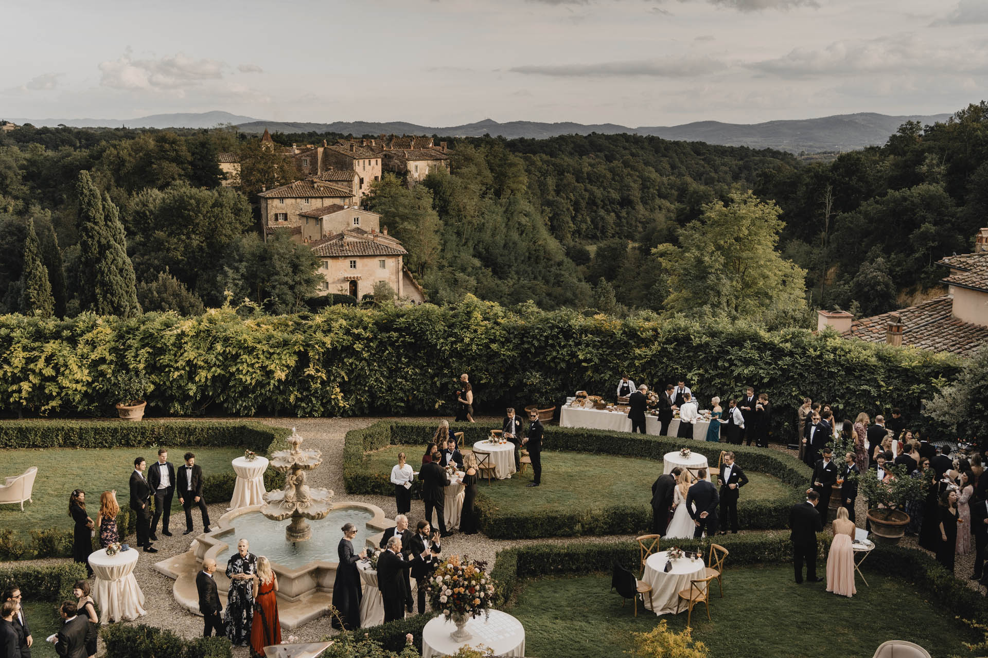 - 57 :: Intimate elegance: an intimate wedding at Il Borro :: Luxury wedding photography - 56 ::  - 57