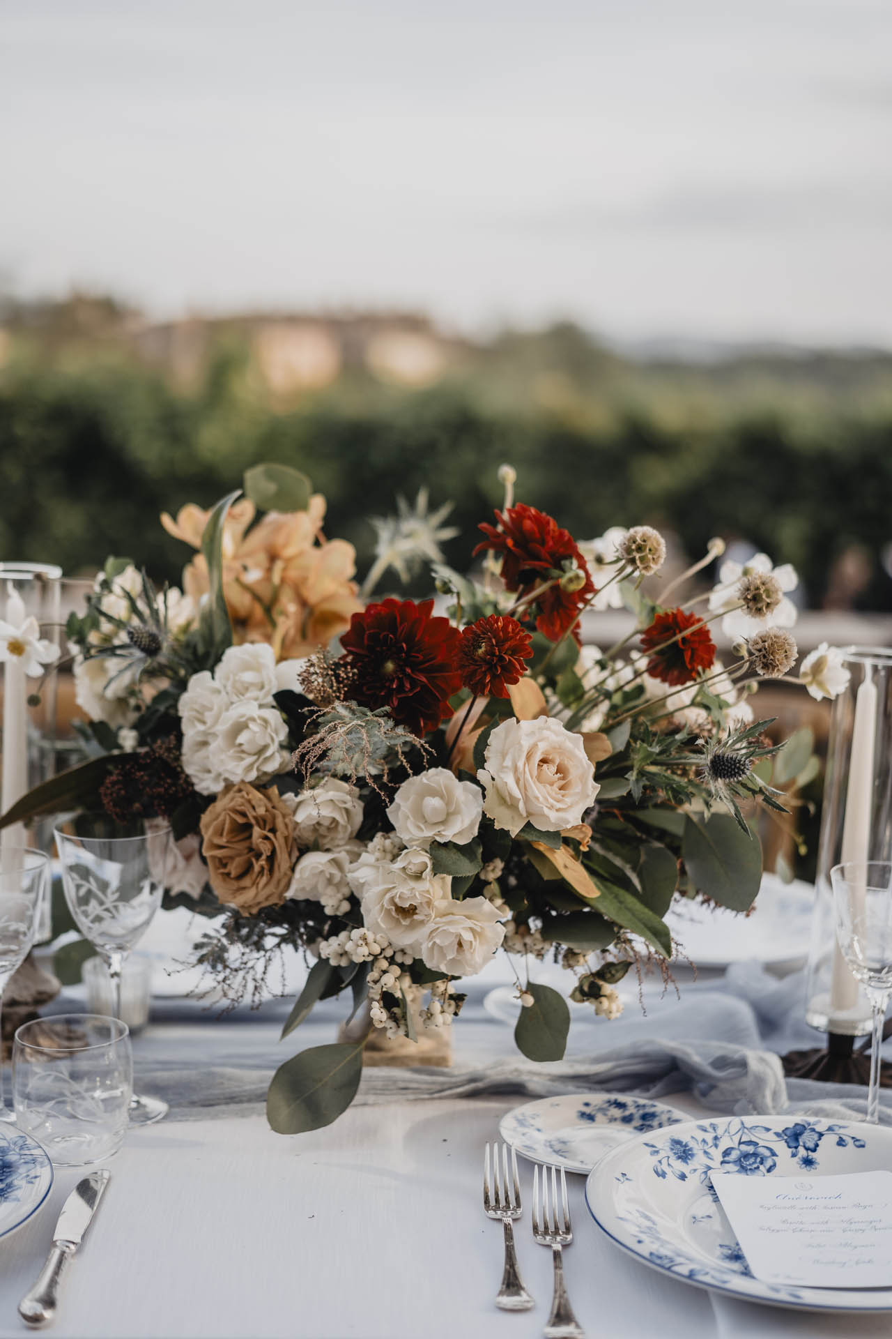 - 59 :: Intimate elegance: an intimate wedding at Il Borro :: Luxury wedding photography - 58 ::  - 59