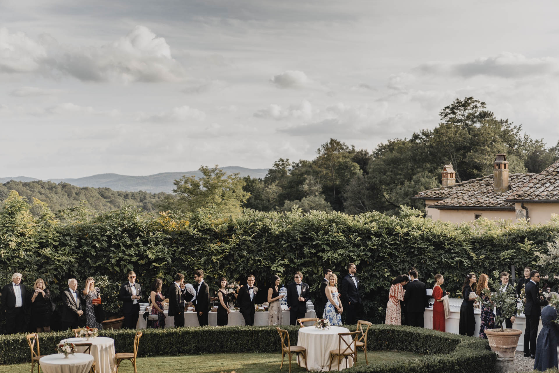 - 60 :: Intimate elegance: an intimate wedding at Il Borro :: Luxury wedding photography - 59 ::  - 60