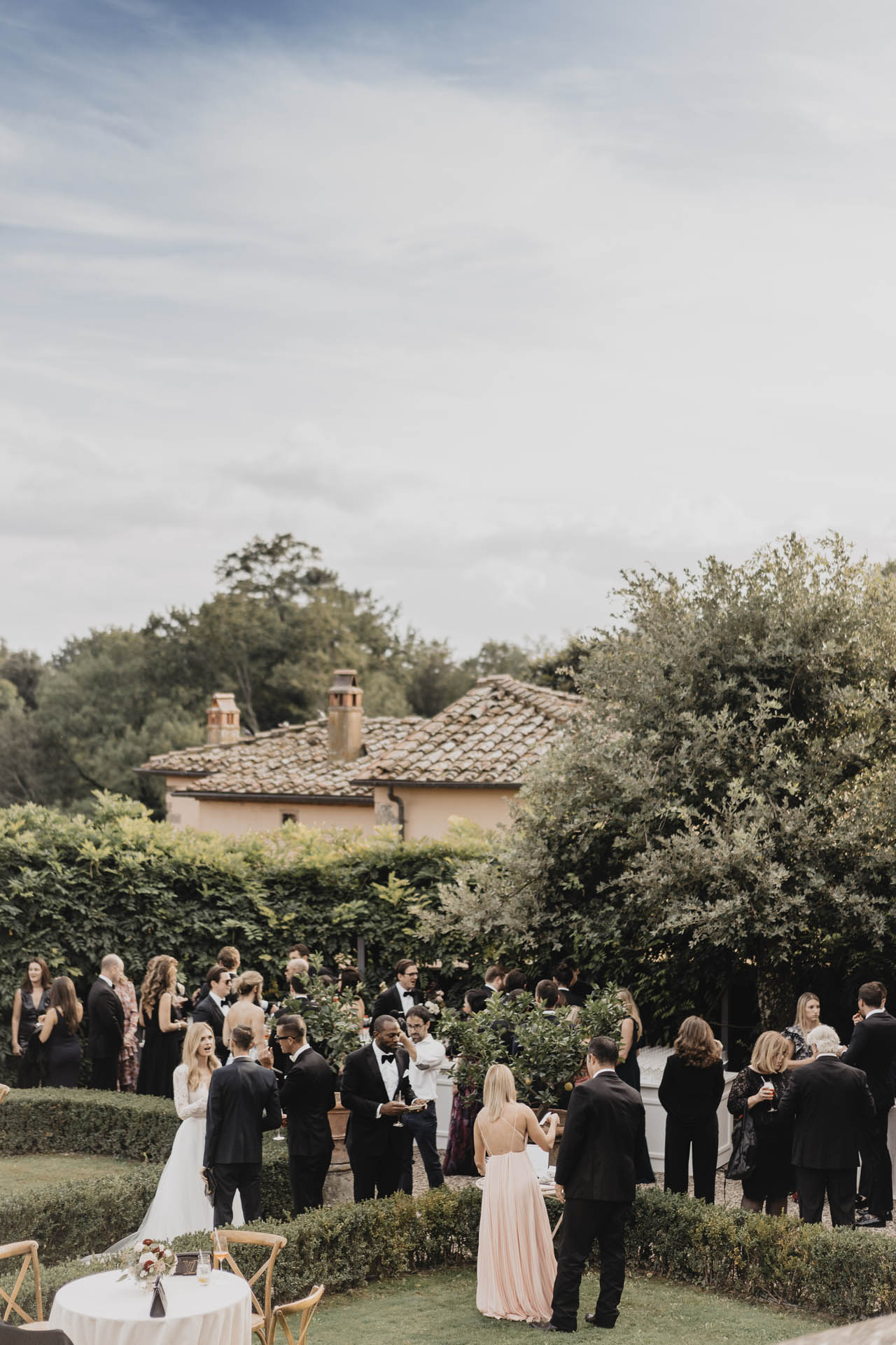 - 62 :: Intimate elegance: an intimate wedding at Il Borro :: Luxury wedding photography - 61 ::  - 62