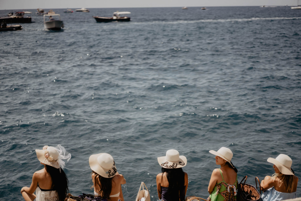 Wave upon wave: a shimmering wedding in Positano :: 12