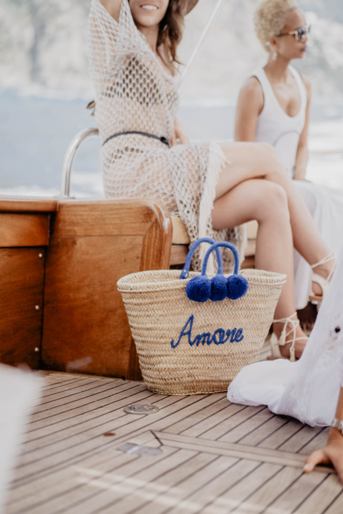 Wave upon wave: a shimmering wedding in Positano :: 13