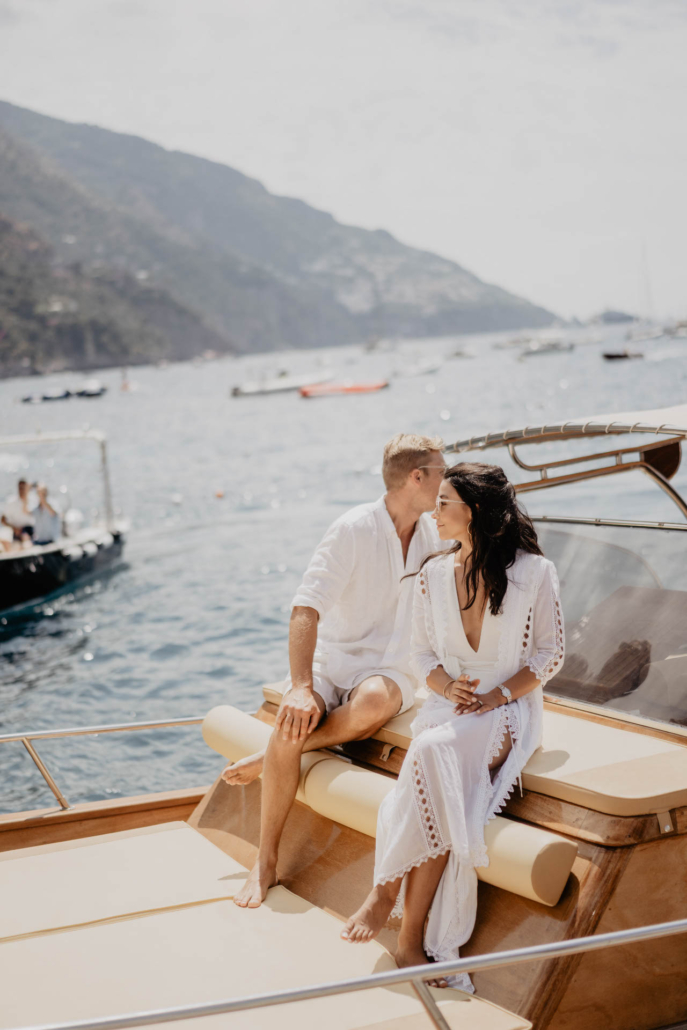 Wave upon wave: a shimmering wedding in Positano :: 17