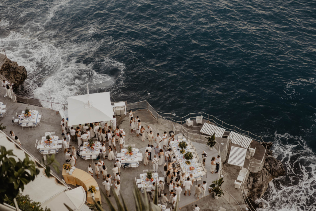 Wave upon wave: a shimmering wedding in Positano :: 31