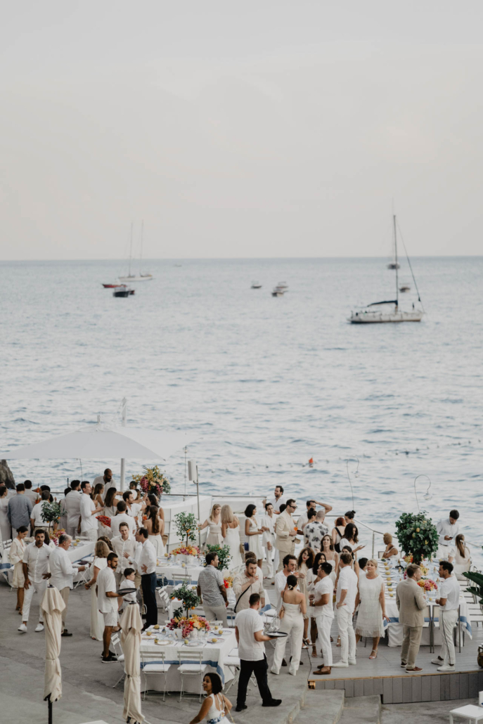Wave upon wave: a shimmering wedding in Positano :: 33