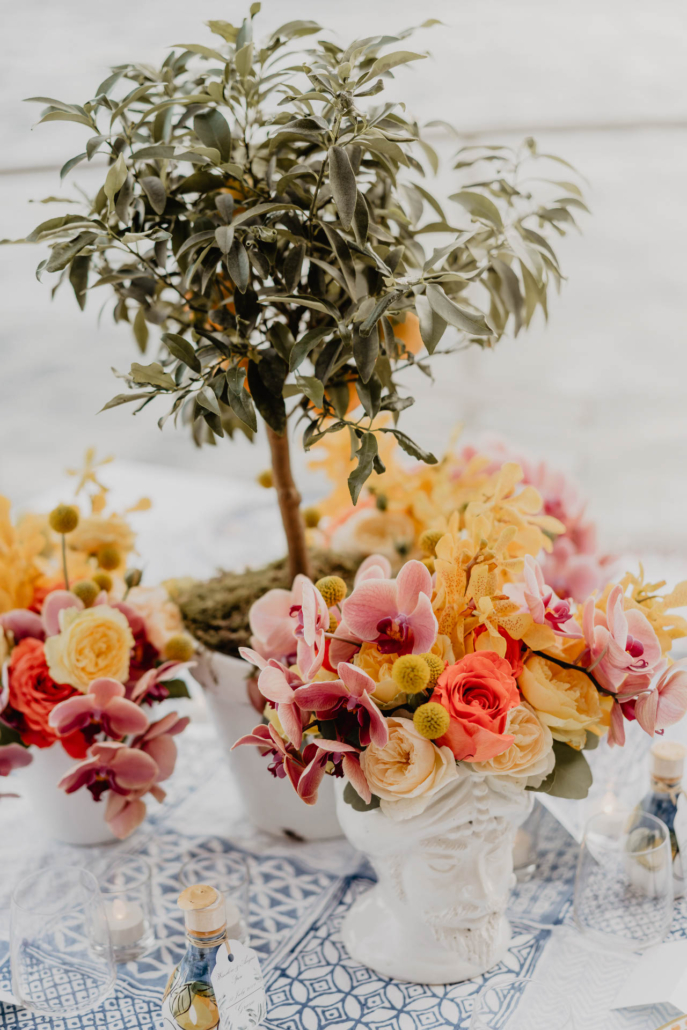 Wave upon wave: a shimmering wedding in Positano :: 36