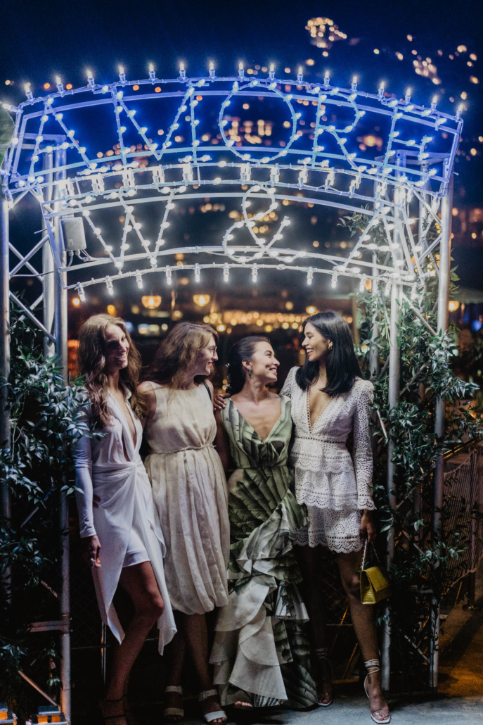 Wave upon wave: a shimmering wedding in Positano :: 40