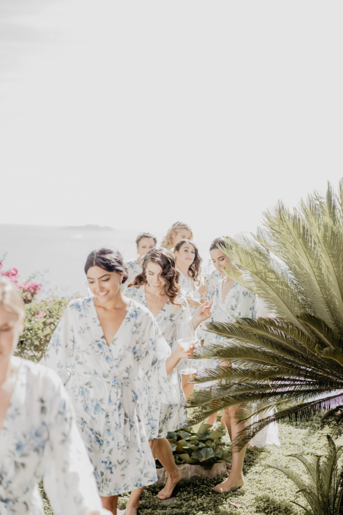 Wave upon wave: a shimmering wedding in Positano :: 53