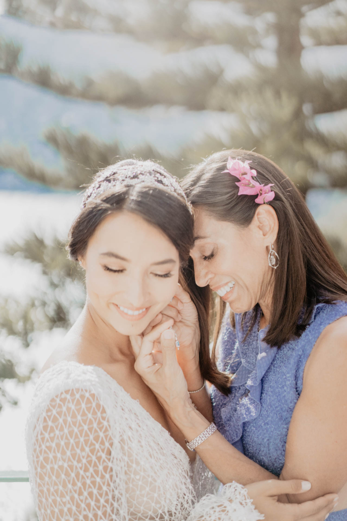 Wave upon wave: a shimmering wedding in Positano :: 56