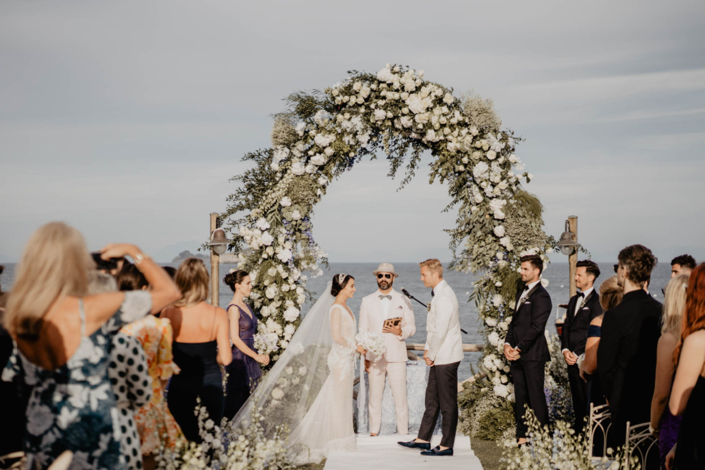 - 73 :: Wave upon wave: a shimmering wedding in Positano :: Luxury wedding photography - 72 ::  - 73