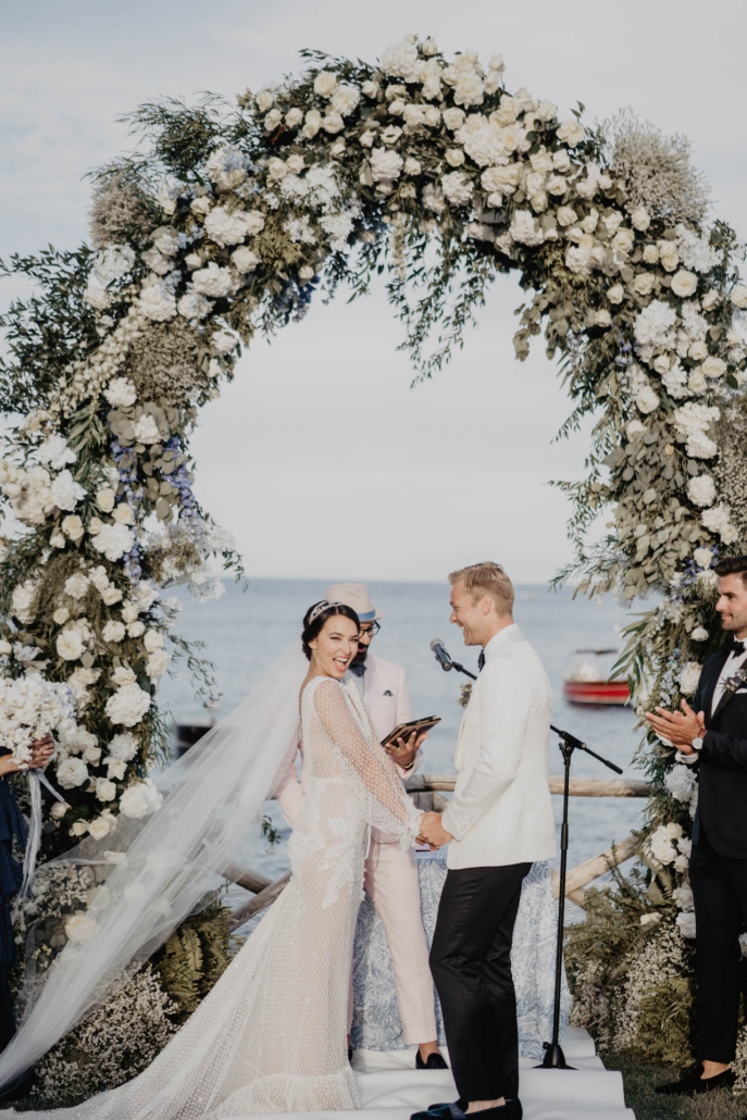 - 74 :: Wave upon wave: a shimmering wedding in Positano :: Luxury wedding photography - 73 ::  - 74